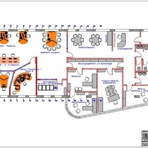 Conceptional Planning followed by System Design and Supply